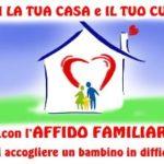 Affido Famigliare: di cosa si tratta? 3 incontri – Marzo 2019