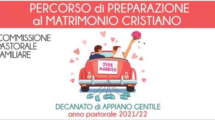 percorsi in preparazione al matrimonio cristiano 2021-2022